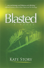 Blasted cover